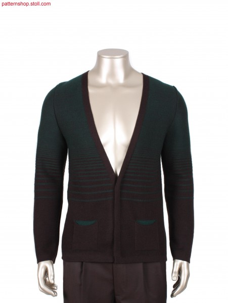 Fully Fashion cardigan in piqu