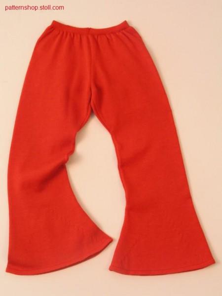 FF-children's flared trousers / FF-Kinderhose mit Schlag