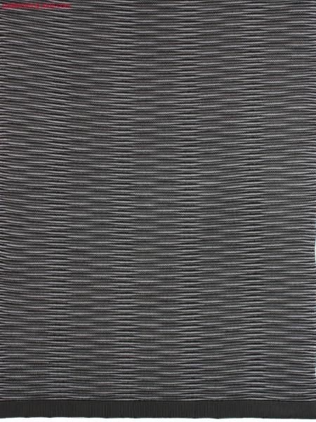 3(6)-colour striped structured jersey fabric / 3(6)-farbiggeringeltes, strukturiertes Rechts-Links Gestrick