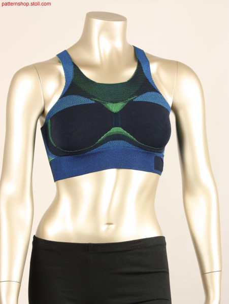 Fully Fashion sports bra / Fully Fashion Sport-BH