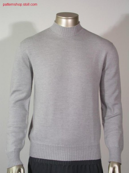 K&W sweater with french shoulder / K&W Pullover mit Franz