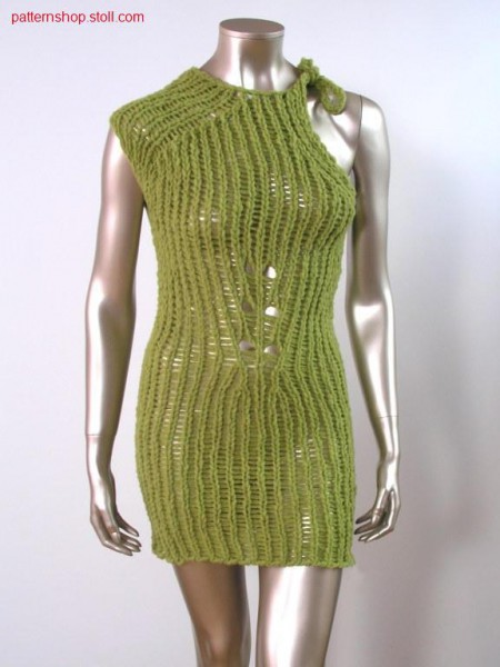 Jerseydress in 1:1 technik / RL-Kleid in 1:1 Technik