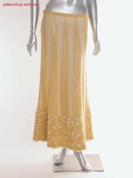 Fully Fashion flared skirt / Fully Fashion Glockenrock
