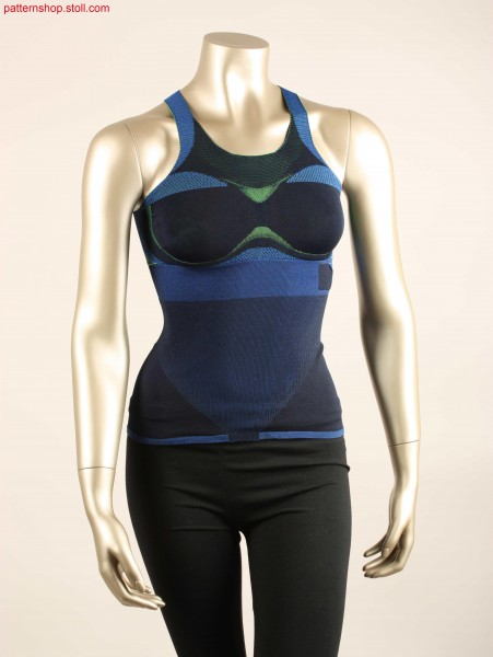 Fully Fashion sports top / Fully Fashion Sport-Top