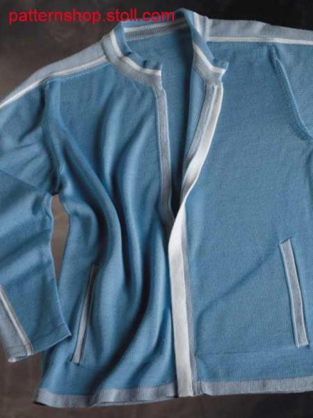 Fully Fashion man's jacket / Fully Fashion Herrenjacke
