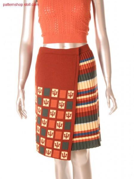Fully Fashion wraparound skirt / Fully Fashion Wickelrock