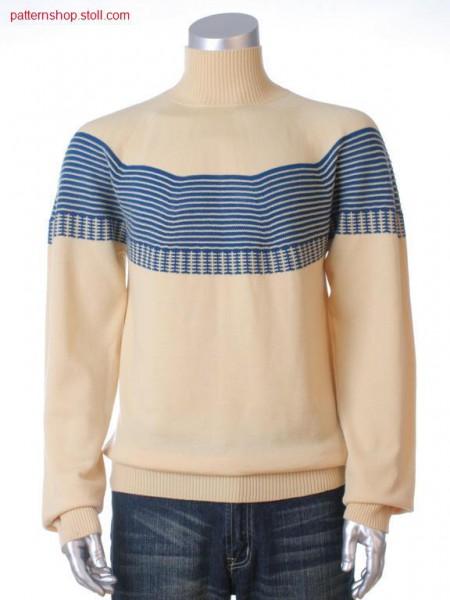 Fully Fashion fair isle pullover / Fully Fashion Fair Isle Pullover