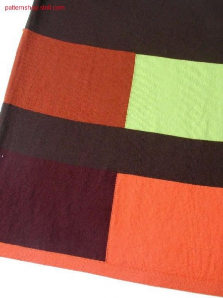 Intarsia pattern / Intarsiamuster