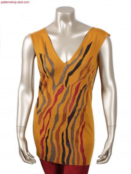 Sleeveless Fully Fashion dress /