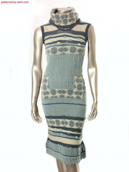 Sleeveless Fully Fashion dress /