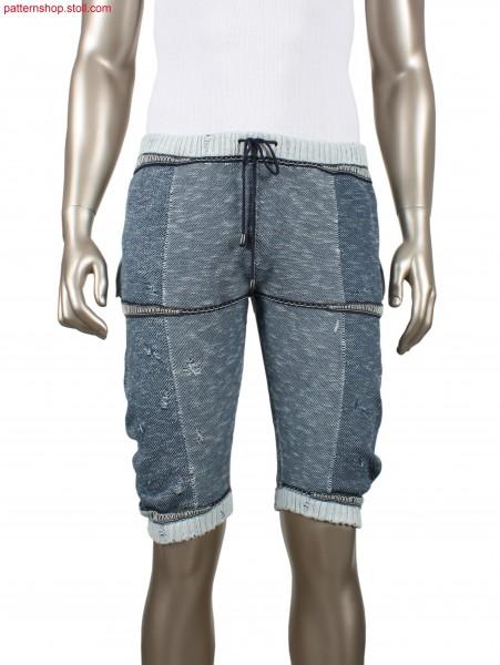 Fully Fashion denim bermuda / Fully Fashion Jeans-Bermuda