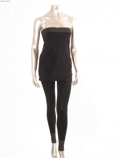 Body-line combi suit in layering-look / Body-Line Kombi-Outfit im Lagen-Look