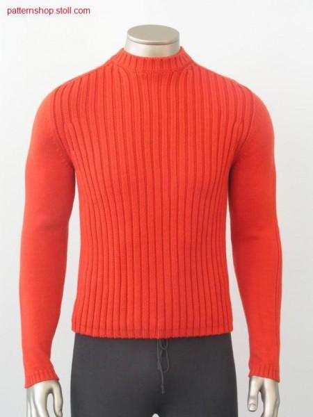 FF-pullover in different gauges optic / FF-Pullover in verschiedener Feinheitsoptik