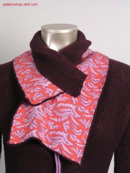 Jacquard scarf / Jacquard Schal