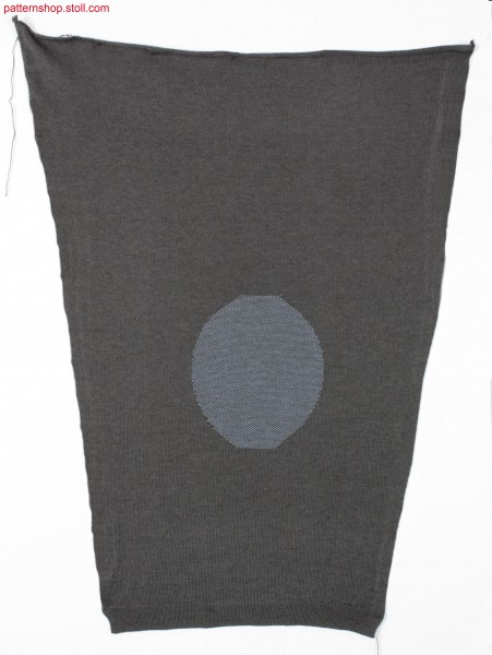 Jersey Fully Fashion sleeve / Rechts-Links Fully Fashion
