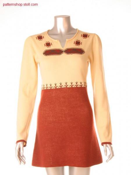 Fully Fashion dress with keyhole neckline / Fully Fashion Kleid mit Schl