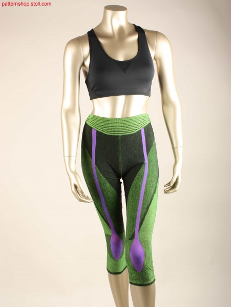 Fully Fashion running tights / Fully Fashion Laufhose