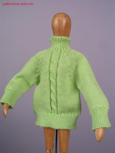 Mini raglan pullover / Mini Raglanpullover