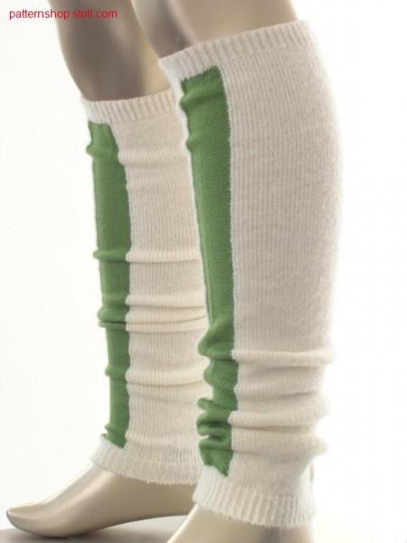 Children's leg gauntlets / Kinder Beinstulpen
