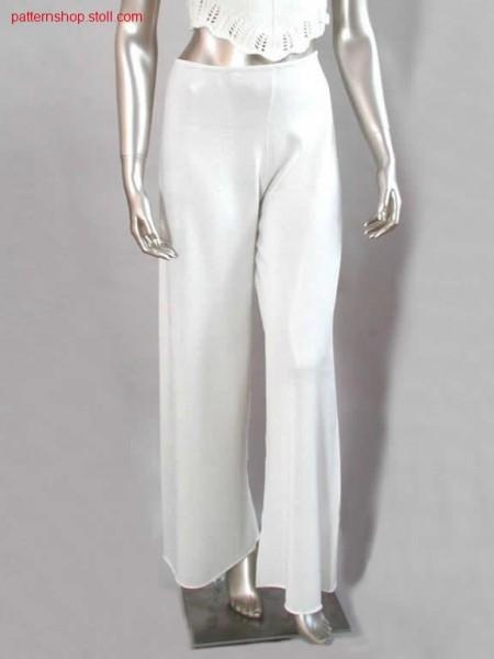 FF-trouser part in jersey / RL-FF-Hosenteil