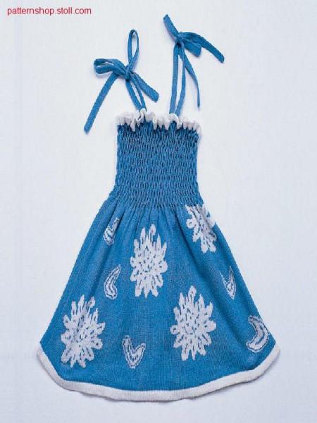 Fully Fashion children's strap dress / Fully Fashion Kinder-Tr