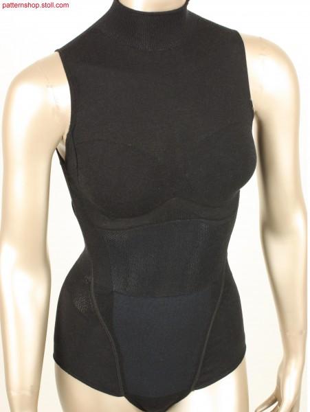 One piece cross functional body / Einteilger multifunktioneller Fully Fashion Body