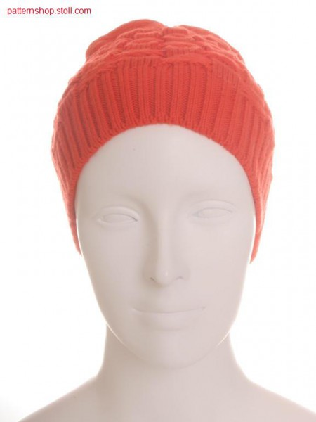Fully Fashion cap in jersey structure with floats / Fully Fashion M