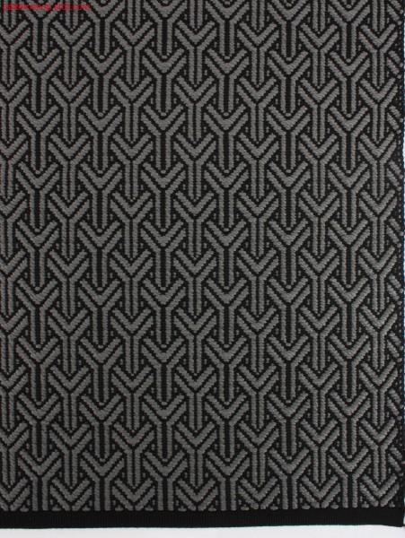 Swatch in Stoll-weave-in® Y-Patterning / Musterabschnitt in Stoll-weave-in® Y-Musterung