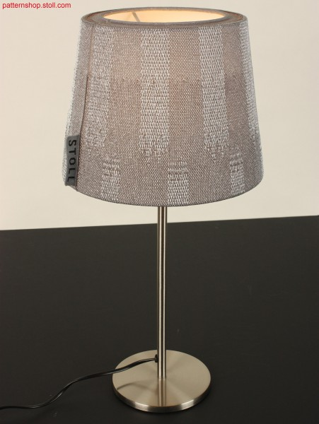 3-colour plated lampshade cover