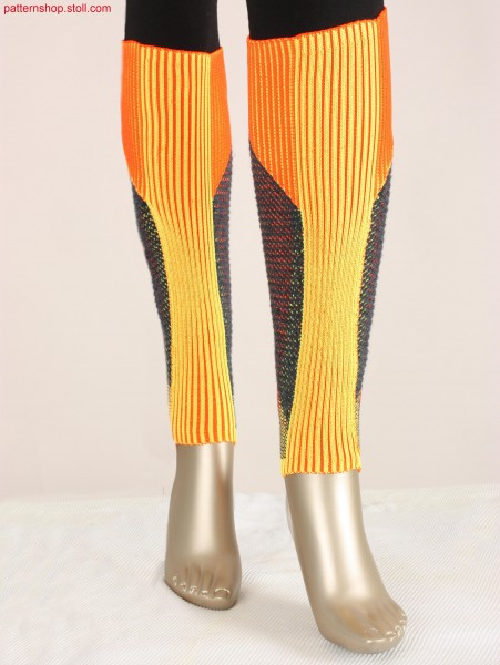 Fully Fashion leg warmers / Fully Fashion Beinstulpen