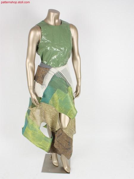 Deconstructed skirt / Abgetragener Rock