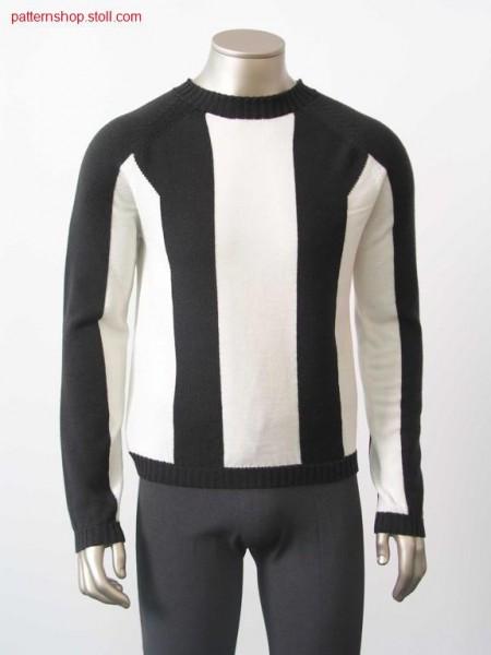 FF-raglan pullover / FF-Raglanpullover