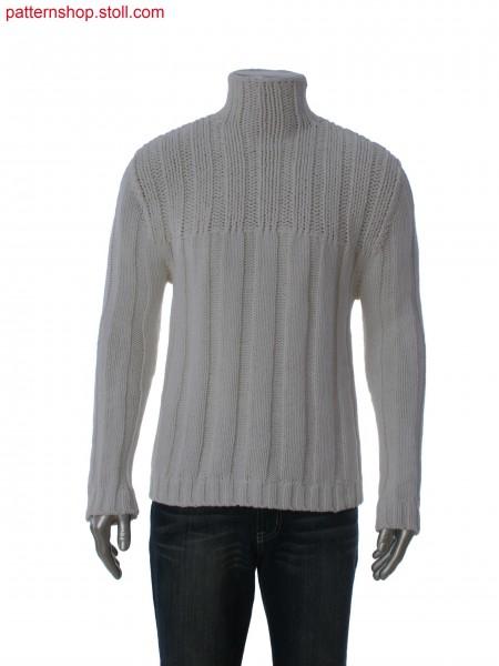 Rib pullover / Ripp-Pullover
