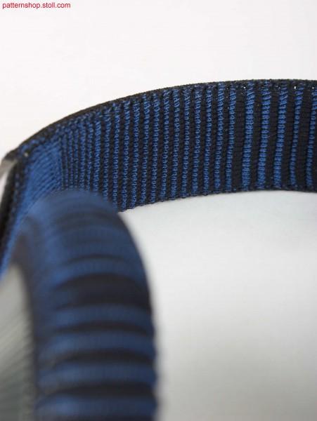 Padded headband cover / Gepolsterter Kopfh