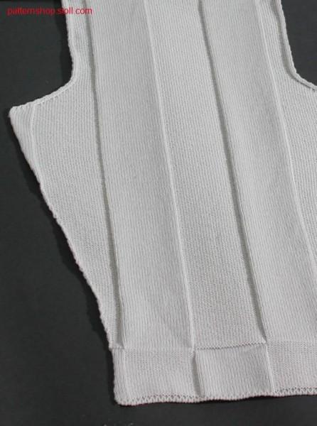 FF-sleeve in rib optics / FF-